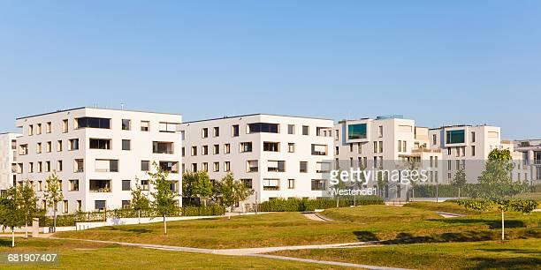 Germany, Baden-Wuerttemberg, Stuttgart, Killesberg, Premium freehold flats