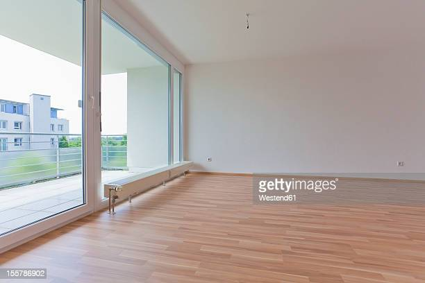 Germany, Baden-Wuerttemberg, Stuttgart, View of living room