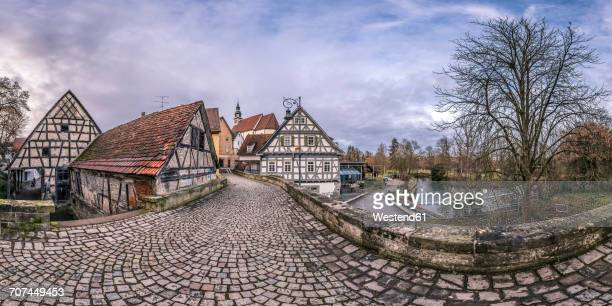 Germany, Baden-Wuerttemberg, Waiblingen, historical old town