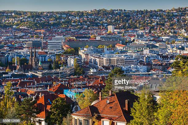 germany, baden-wurttemburg, exterior - stuttgart stock pictures, royalty-free photos & images