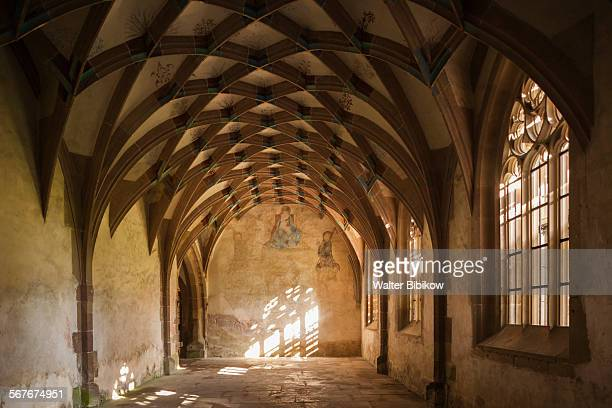 germany, baden-wurttemburg, interior - monastery stock pictures, royalty-free photos & images