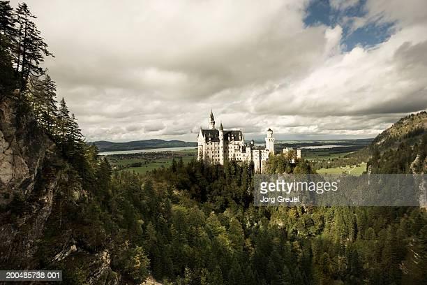 Germany, Bavaria, Allgau, Neuschwanstein Castle