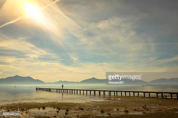Germany, Bavaria, Chiemsee
