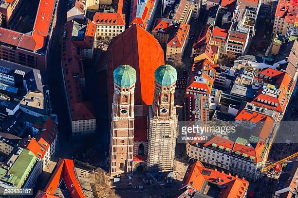 Germany, Bavaria, Munich, Church of Our Lady