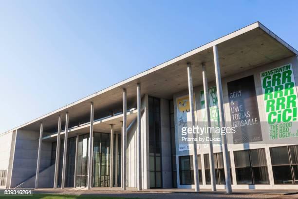 Germany Bavaria Munich The Pinakothek Museum of Modern Art