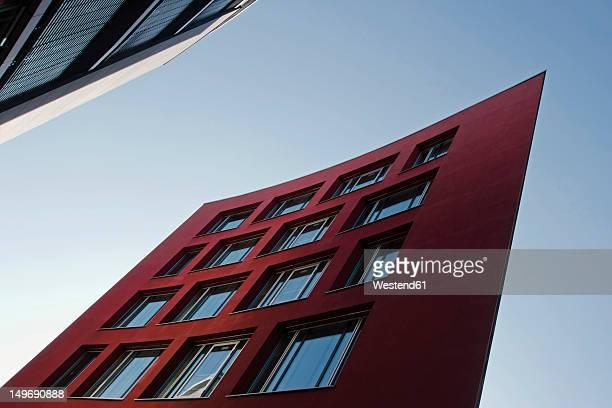 Germany, Bavaria, Munich Westend, Exterior of modern building