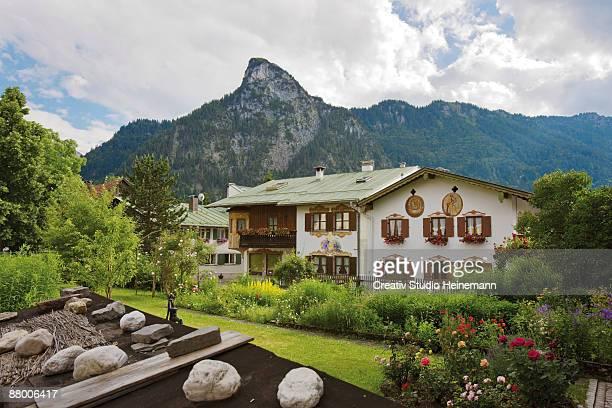 Germany, Bavaria, Oberammergau