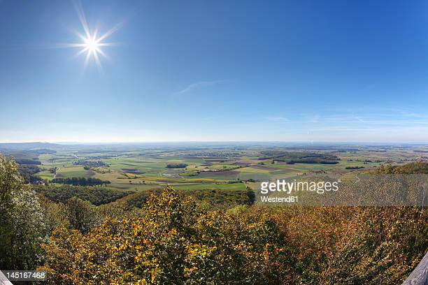 Germany, Bavaria, Schweinfurter Land, View of landscape