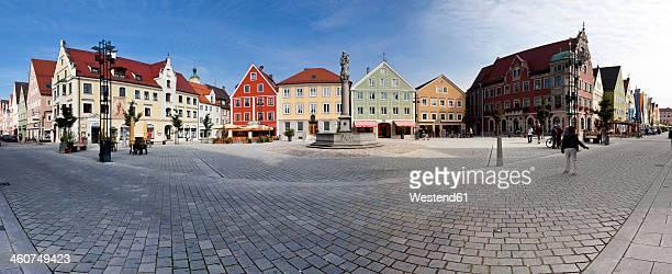 Germany, Bavaria, View of Marienplatz
