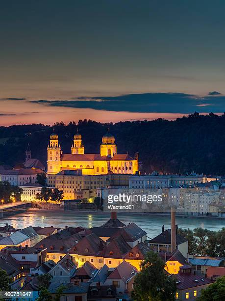 Germany, Bavaria, View of St. Stephens Cathedral