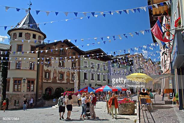 germany: berchtesgaden - berchtesgaden stock photos and pictures