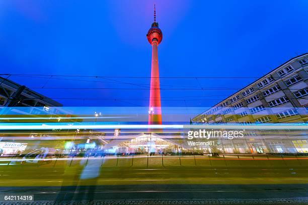 Germany, Berlin, Alexanderplatz