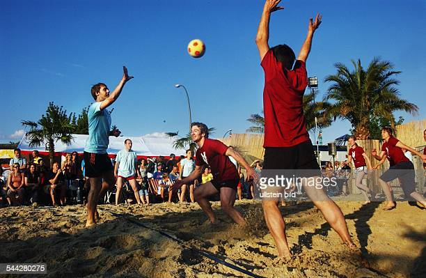 beach dodgeball world championship