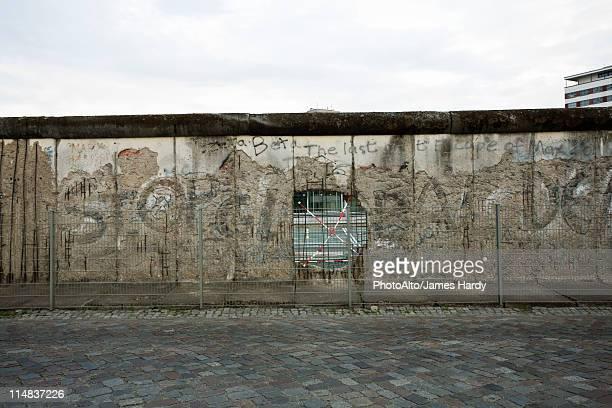 Germany, Berlin, Berlin Wall at Zimmerstrasse