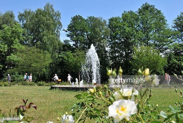 Germany Berlin Buckow spa gardens