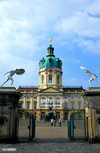 Germany, Berlin, Charlottenburg Castle .