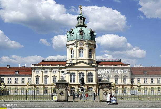 "Germany - Berlin - Charlottenburg : Castle ""Schloss Charlottenburg"" -"