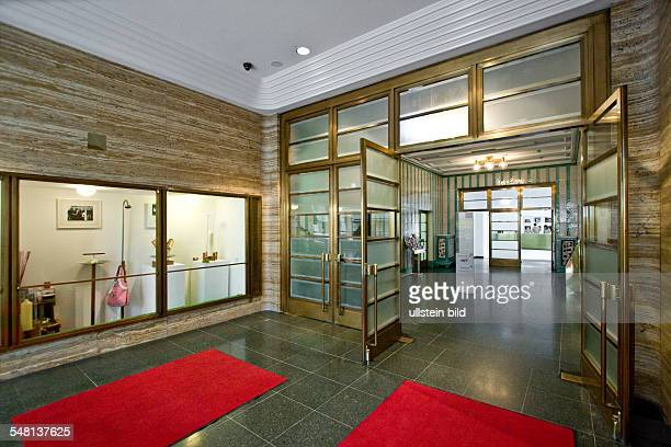 Hotel Foyer Berlin : Ellington hotel stock photos and pictures getty images