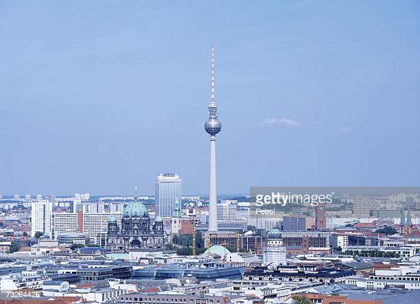 Germany, Berlin, Cityscape
