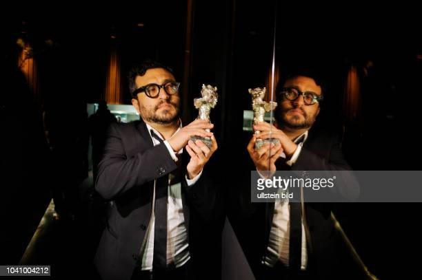 / Germany/ Berlin/ Die 68 Internationale Filmfestspiele Berlin am Potsdamer Platz Berlinale Aftershowparty im Crackers Berlin Alonso Ruizpalacios mit...