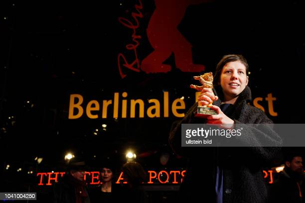 / Germany/ Berlin/ Die 68 Internationale Filmfestspiele Berlin am Potsdamer Platz Berlinale Preisverleihung im Berlinale Palast Adina Pintilie
