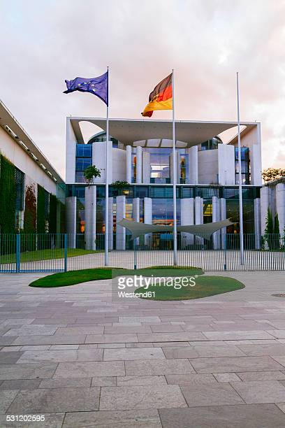 Germany, Berlin, Federal Chancellery
