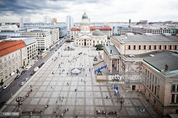 germany, berlin, gendarmenmarkt - gendarmenmarkt stock pictures, royalty-free photos & images