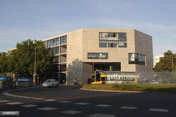 Germany Berlin Kreuzberg - The publishing house 'Aufbau Verlag' at 'Moritzplatz'