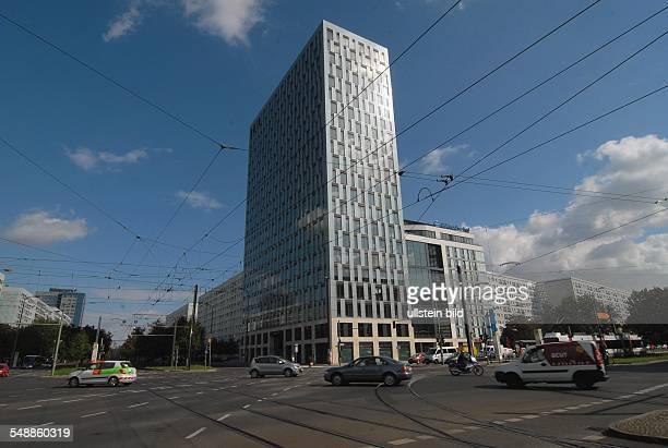 Germany Berlin Mitte - office building Mollstrasse Ecke Otto-Braun-Strasse