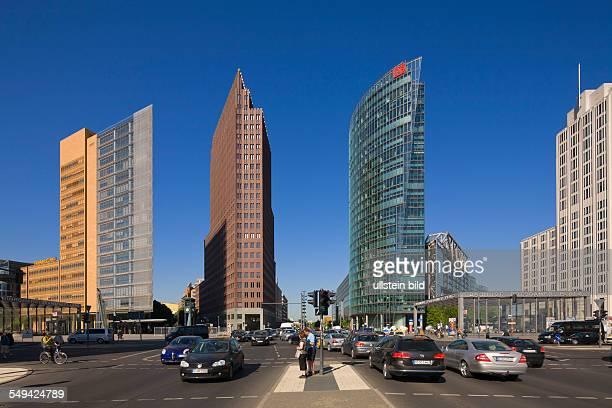 Germany - Berlin - Mitte : office buildings on Potsdamer Platz