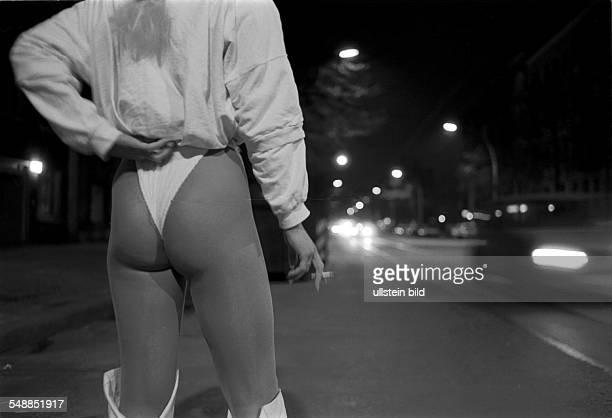 Straße prostitution oranienburger Berliner Straßenstrich