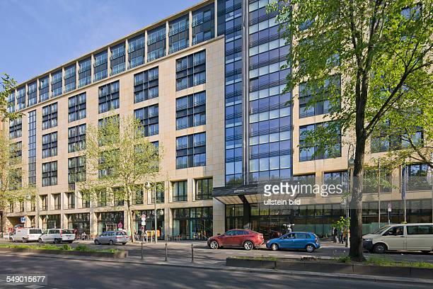 Germany Berlin Mitte the FirstClassHotel 'Pullman Berlin Schweizerhof' from Accor Group at Budapester Strasse