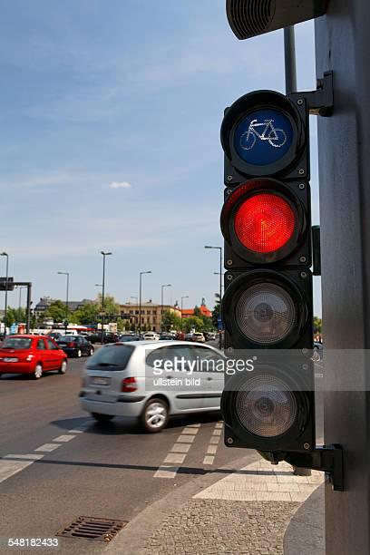 Germany Berlin Mitte - traffic light for bicyclist