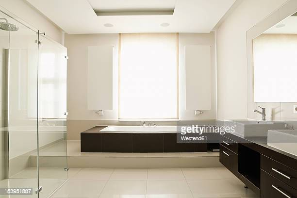 Germany, Berlin, Modern bathroom