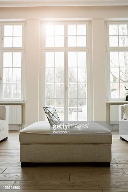 Germany, Berlin, Modern living room