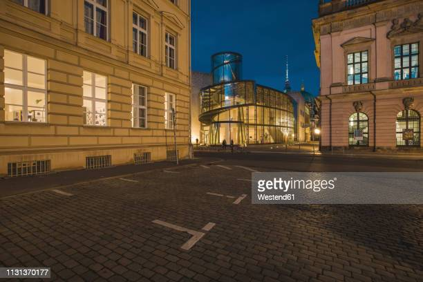 germany, berlin, palais am festungsgraben, berlintv tower, german historic museum, berliner dom - history museum stock pictures, royalty-free photos & images