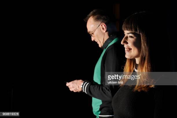 / Germany/ Berlin/ Potsdamer Platz/ Berlinale/ Photo Call zum Film T2 TRAINSPOTTING mit Danny Boyle und Anjela Nedyalkova