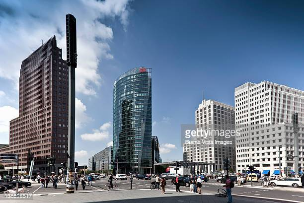 Germany, Berlin. Potsdamerplatz.