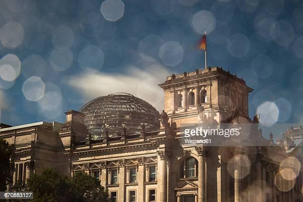 Germany, Berlin, Reichstag