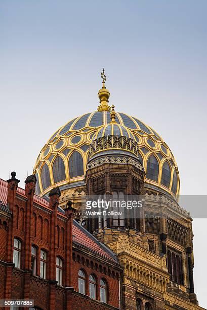 germany, berlin, scheunenviertel - synagoga bildbanksfoton och bilder