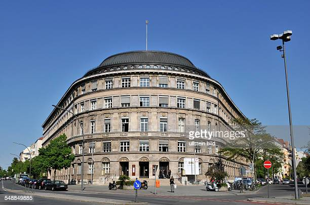 Germany Berlin Schoeneberg Nordsternhaus the location of the Berlin State Ministry of Justice