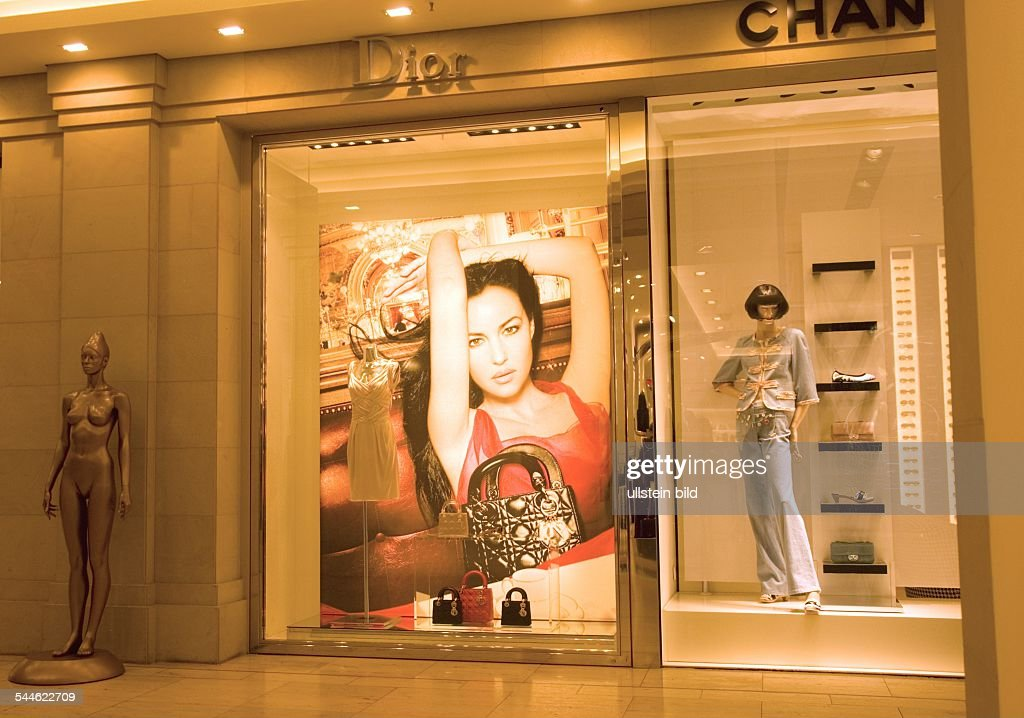 Chanel Berlin germany berlin store of and chanel at kadewe department store