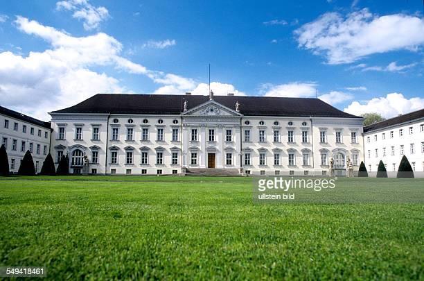 Tiergarten Bellevue palace