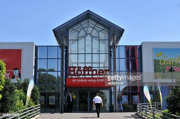 Germany Berlin Wedding Furniture Store Moebel Hoeffner At News