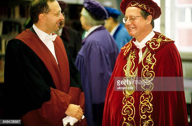 FriedrichWilhelmsUniversity Bonn Opening of the Academic Year 18october 2000