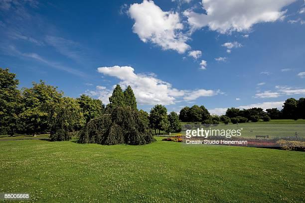 Germany, Bonn, Rheinaue Leisure Park