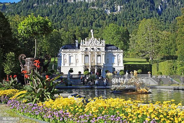 Germany, Castle Linderhof
