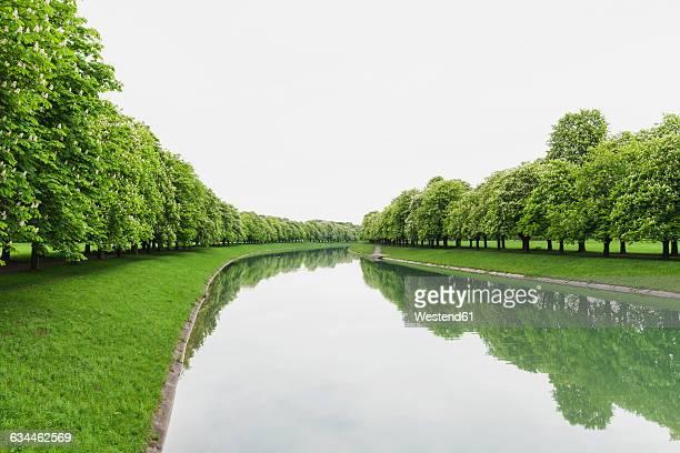 Germany, Cologne, city district Lindenthal, Park Decksteiner Weiher