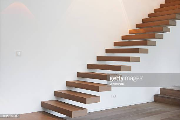Germany, Cologne, Empty stairs