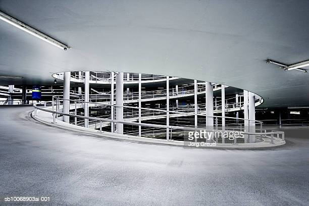 germany, cologne, multi-storey car-park - parking garage stock pictures, royalty-free photos & images